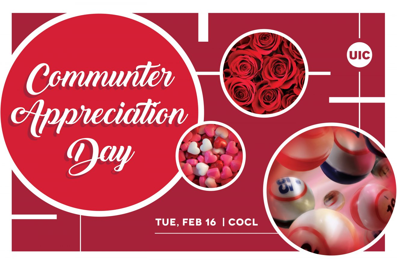 Commuter Appreciation Day: Valentine's Day Bingo