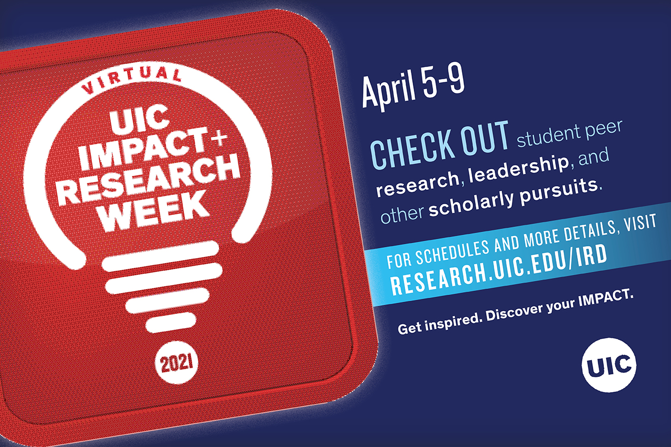 Virtual UIC Impact and Research Week 2021