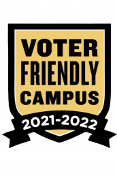 UIC has been named a Voter Friendly Campus by NASPA 2021