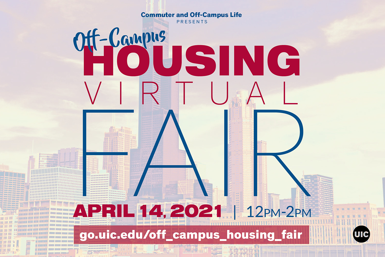 Off-Campus Housing Virtual Fair