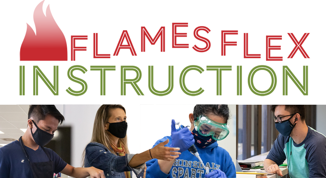 Preparing for the Fall: Flames Flex Instruction