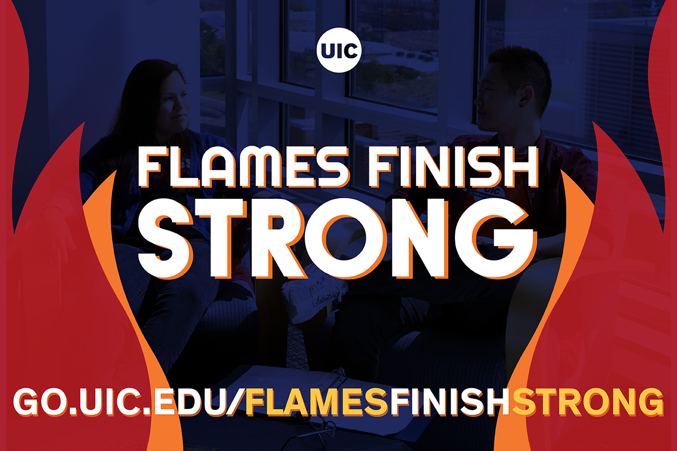 Flames Finish Strong