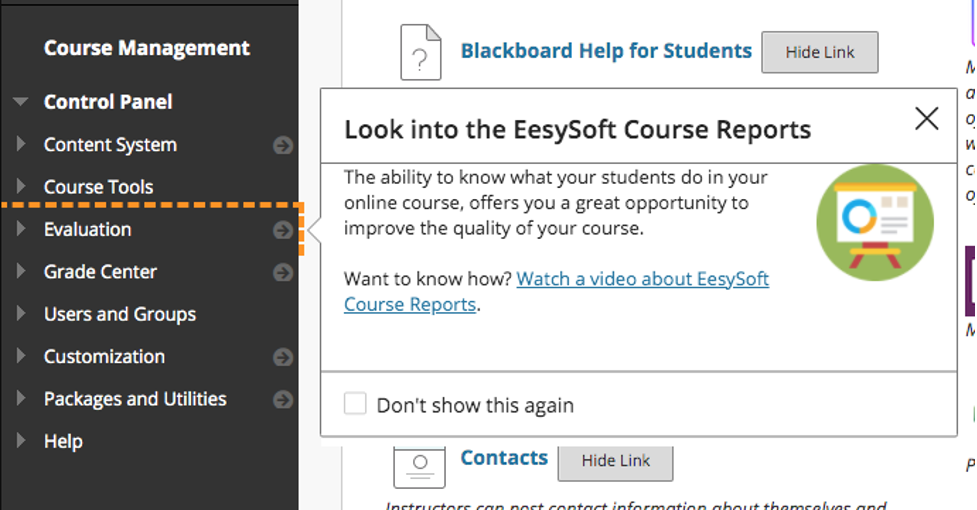 Blackboard use made easy with EesySoft