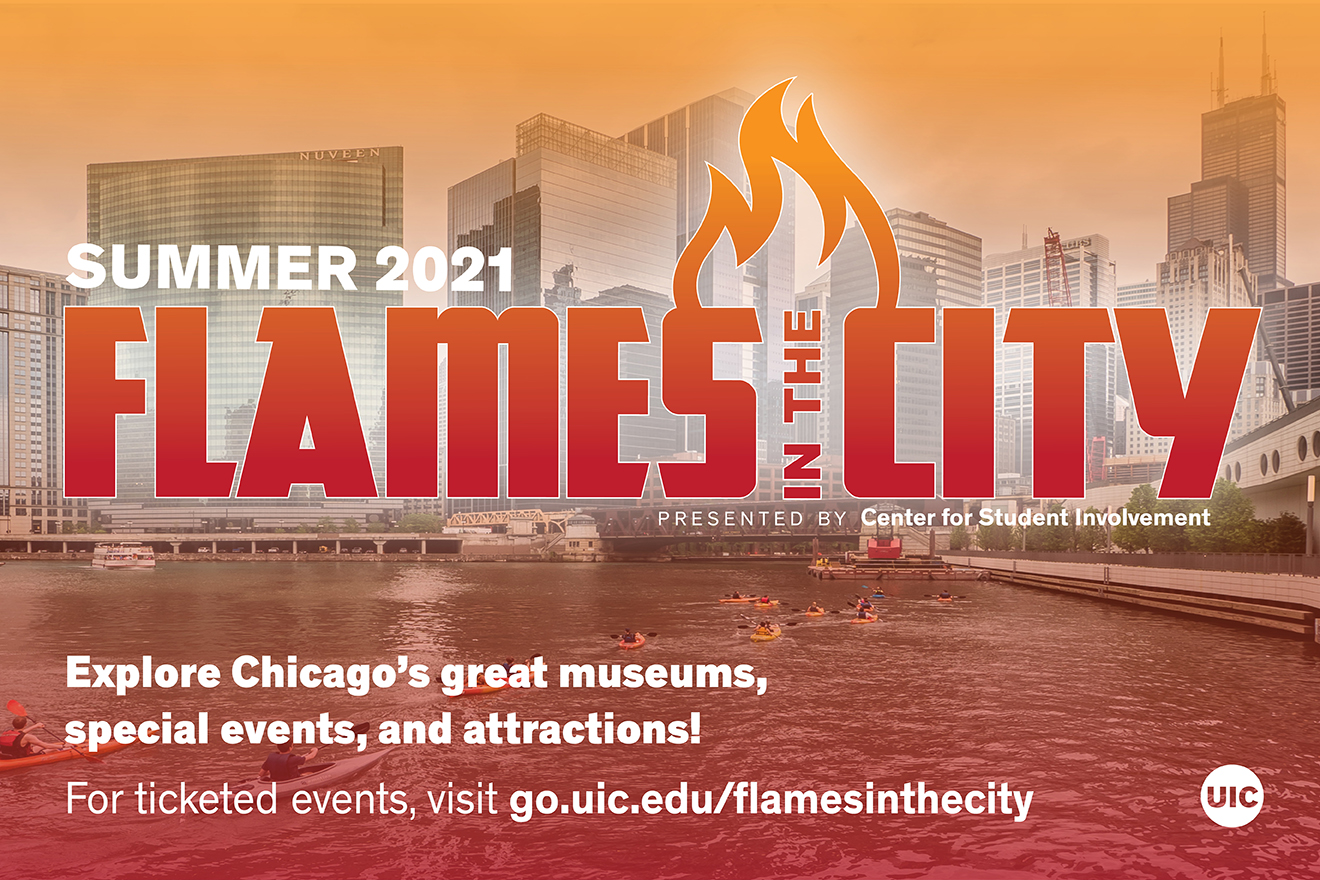 Flames in the City - Summer 2021