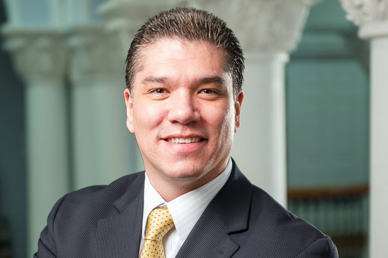 Javier Reyes, UIC Provost and Vice Chancellor for Academic Affairs