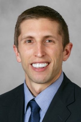 Dr. Greg Klazura, a graduate of the University of Illinois College of Medicine and current student in the master's in public health program at UIC