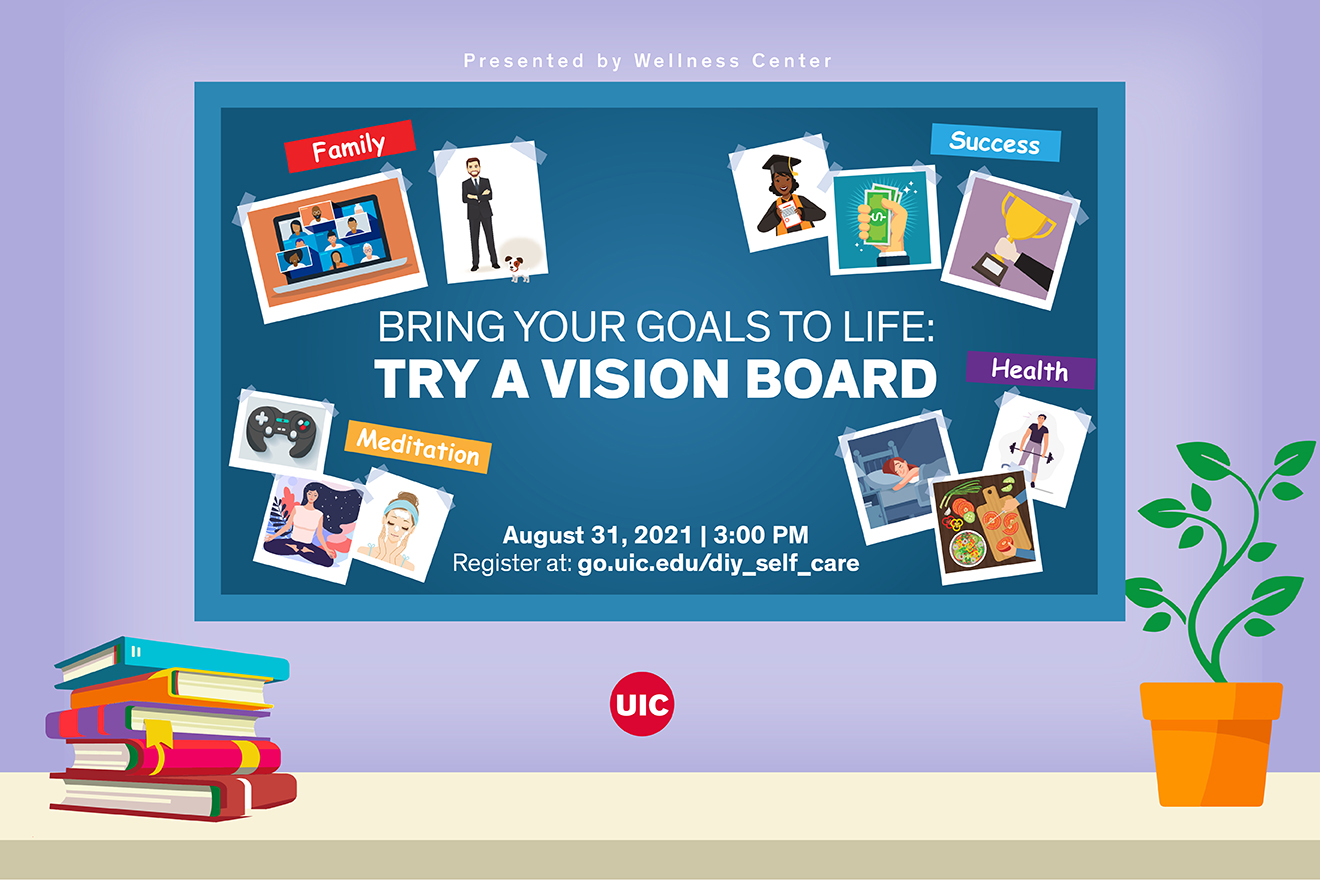 DIY Event: Bring Your Goals To Life: Try a Vision Board