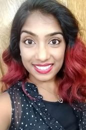 Suvidya (Suvi) Pachigolla, a medical student at the UIC College of Medicine at Peoria