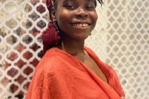 New student Abigail Suleman: 'I grew up hearing stories of family and friends in Nigeria struggling to access health care'