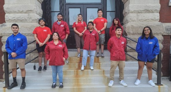 UIC Student Patrol helps keep the campus safe and is currently recruiting new members