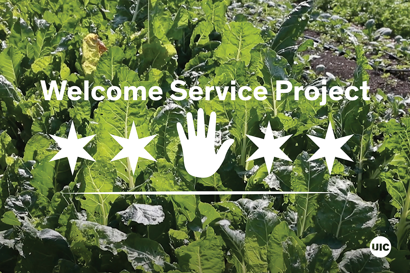 Welcome Service Project 2021 Video
