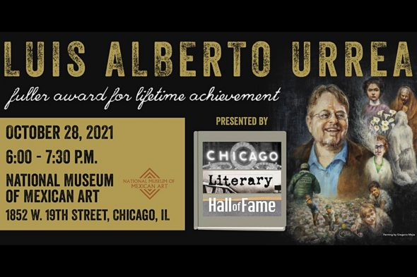 Chicago Literary Hall of Fame event