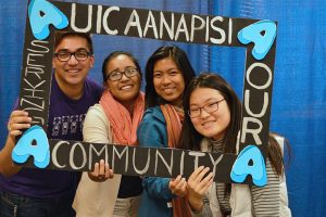 UIC awarded grant to support initiatives for Asian American and Pacific Islander students